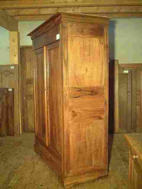 armoire ancienne 1 porte bibliothque indienne jnca with. Black Bedroom Furniture Sets. Home Design Ideas