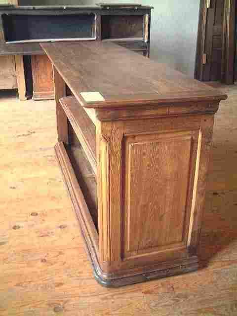 biblioth que ch ne et ch taignier reconstitu e antiquites brocante de la tour meubles anciens. Black Bedroom Furniture Sets. Home Design Ideas