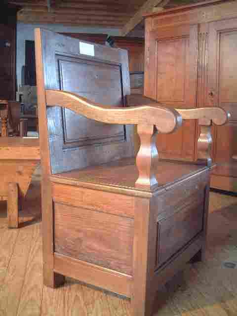cantou reconstitu partir d 39 l ments anciens antiquites. Black Bedroom Furniture Sets. Home Design Ideas