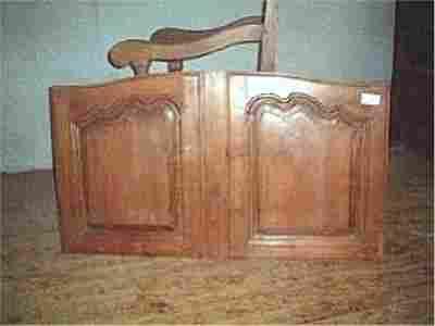 portes de buffet reconstitu e style ancien antiquites brocante de la tour meubles anciens. Black Bedroom Furniture Sets. Home Design Ideas