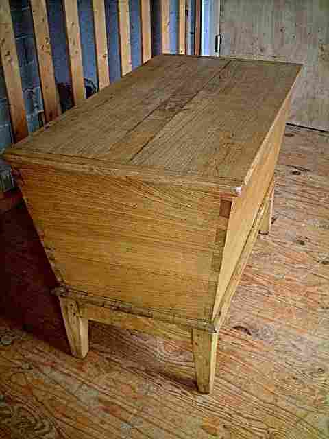 P trin ou maie en ormeau ancien antiquites brocante de la tour meubles anciens - Expert en meubles anciens ...