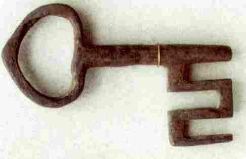 Ancienne Clef clefs anciennes de collection, histoires des cléfs et leurs serrures.