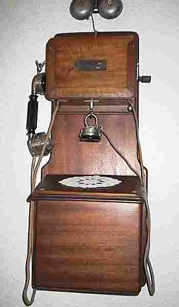 Les anciens t l phones la marque marty histoire et t l phones d 39 autrefois - Premier telephone fixe ...