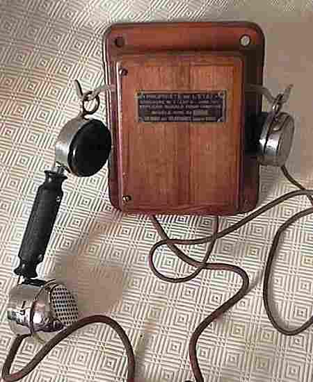 les anciens t l phones la marque marty histoire et t l phones d 39 autrefois. Black Bedroom Furniture Sets. Home Design Ideas