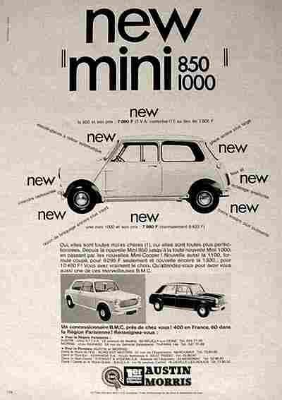 affiches publicitaires francophone de voitures anciennes