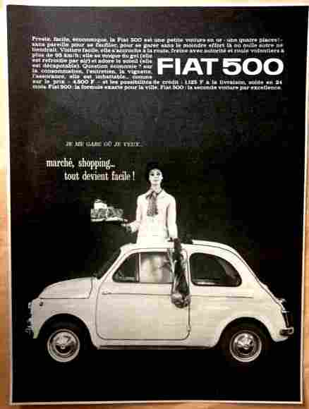 affiches publicitaires francophone de voitures anciennes page 9 documents anciens v1. Black Bedroom Furniture Sets. Home Design Ideas