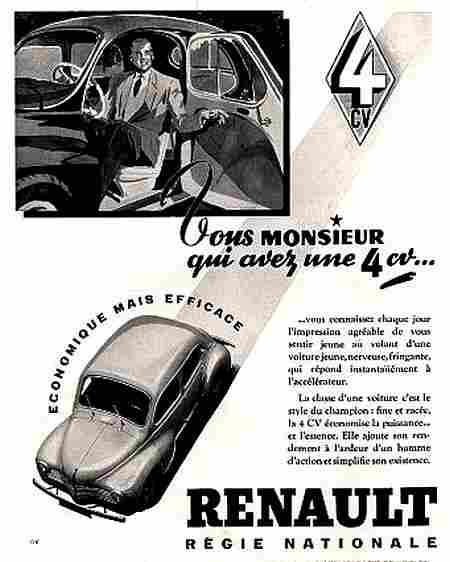 affiches publicitaires francophone de voitures anciennes  page 20  documents anciens  v1