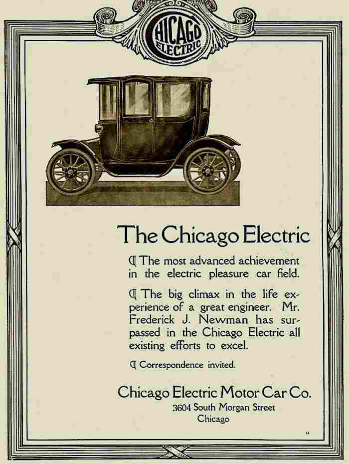 Affiches publicitaires internationale de voitures Motor vehicle chicago