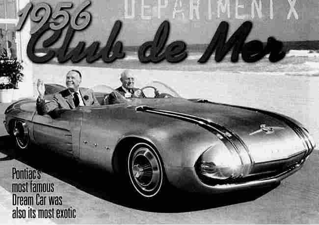 Club De Mer Concept, Documents Automobiles Anciens, V2