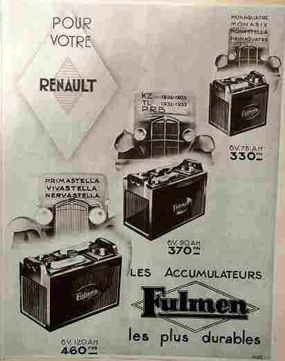 affiches de publicit d 39 accessoires automobiles page 7 documents anciens v1. Black Bedroom Furniture Sets. Home Design Ideas