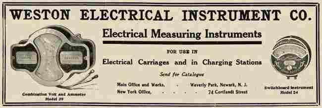 Electrical Measuring Equipments : Affiches de publicité d accessoires automobiles page