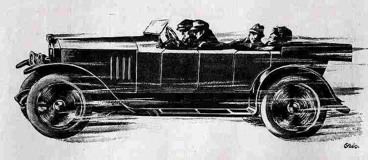dessin image d 39 automobile bignan id al sport documents automobiles anciens v2. Black Bedroom Furniture Sets. Home Design Ideas