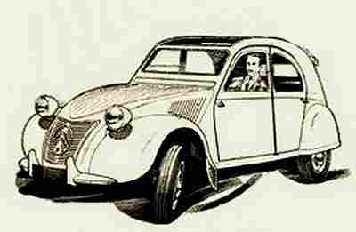 Dessins anciens de voitures de collections page 1 documents anciens v1 - Modele dessin voiture ...