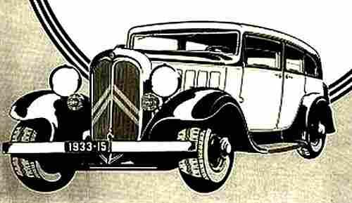 dessins anciens de voitures de collections  page 1