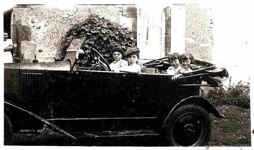 photographie originale marque inconnue voiture et. Black Bedroom Furniture Sets. Home Design Ideas
