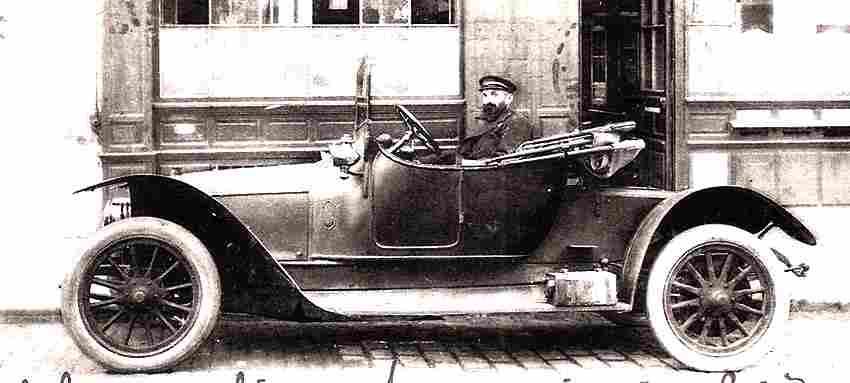 Photos originale voitures de collection page 21 - Vieille voiture decapotable ...