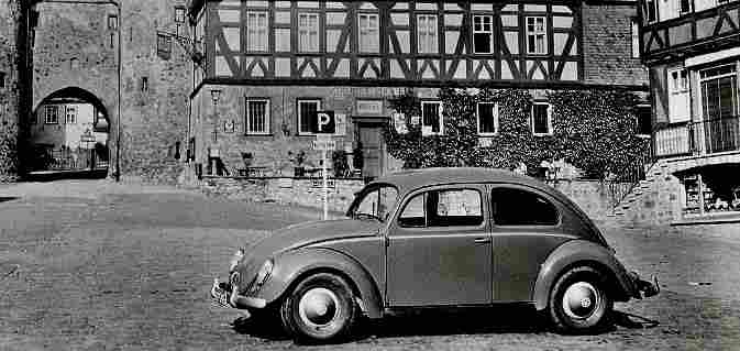 volkswagen photos en noir et blanc 2 voiture et v hicules ancien. Black Bedroom Furniture Sets. Home Design Ideas
