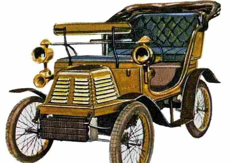 Les voitures anciennes de 1900 1909 voitures anciennes - Dessin de voiture ancienne ...