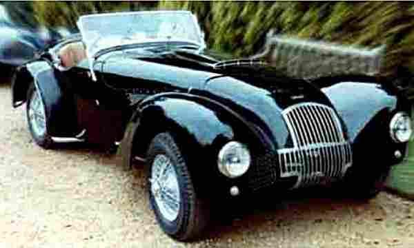 allard j1 ancienne voiture de 1946 voitures anciennes de collection v2. Black Bedroom Furniture Sets. Home Design Ideas