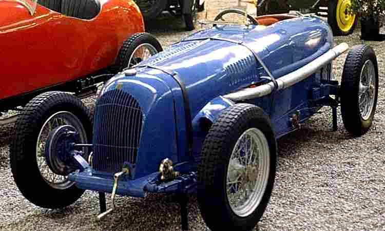 amilcar g6 voiture de course de 1926 voitures anciennes de collection v2. Black Bedroom Furniture Sets. Home Design Ideas