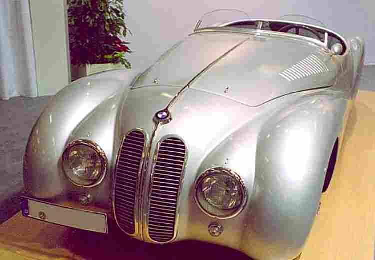 bmw 328 mille miglia de 1939 voitures anciennes de collection v2. Black Bedroom Furniture Sets. Home Design Ideas