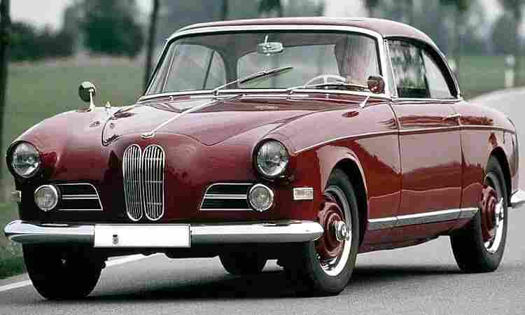 bmw 503 coup voiture de 1956 voitures anciennes de collection v2. Black Bedroom Furniture Sets. Home Design Ideas