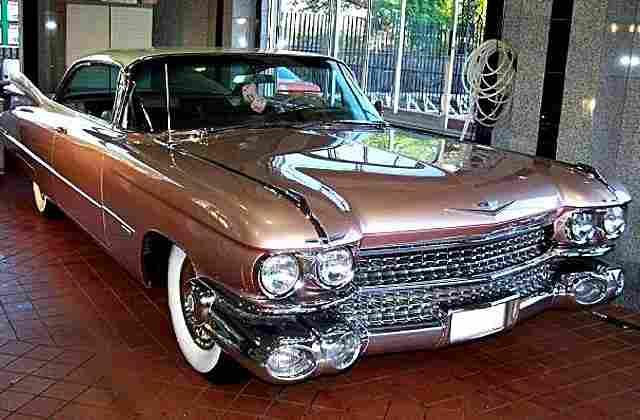 cadillac deville voiture routi re de 1959 voitures anciennes de collection v2. Black Bedroom Furniture Sets. Home Design Ideas