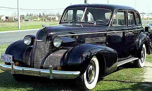 cadillac series 63 voiture routiere de 1941 la pictures. Black Bedroom Furniture Sets. Home Design Ideas