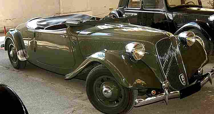citroen 15 six traction voiture routi re de 1939. Black Bedroom Furniture Sets. Home Design Ideas