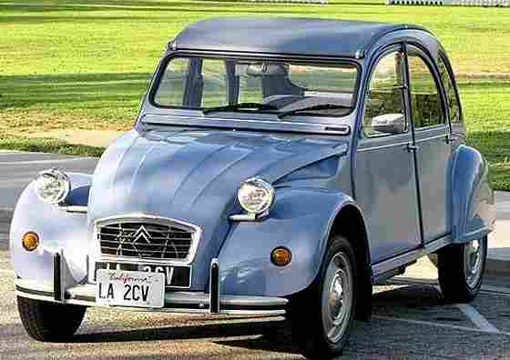 citroen 2 cv 1959 voitures anciennes de collection v2. Black Bedroom Furniture Sets. Home Design Ideas