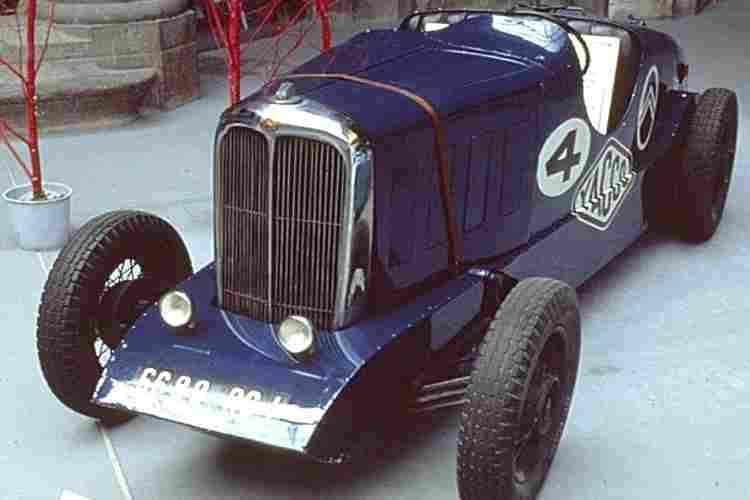 citroen petite rosalie voiture de course de 1932 voitures anciennes de collection v2. Black Bedroom Furniture Sets. Home Design Ideas