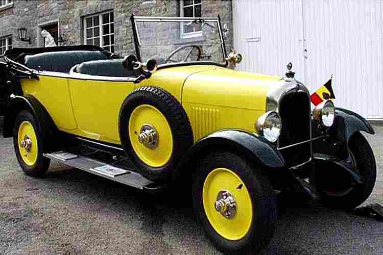 citroen type b14 g voiture routi re de 1928 voitures. Black Bedroom Furniture Sets. Home Design Ideas