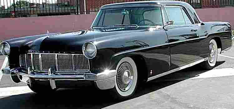 continental mark ii voiture routi re de 1956 voitures. Black Bedroom Furniture Sets. Home Design Ideas