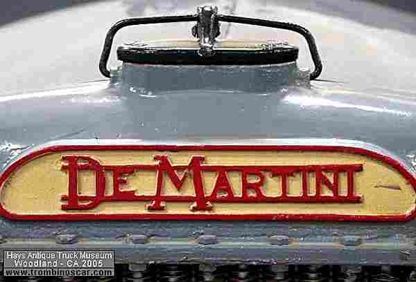 la marque de martini etats unis 1916 1934 voitures anciennes de collection v2. Black Bedroom Furniture Sets. Home Design Ideas
