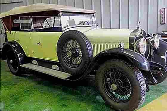 delage di 1926 voitures anciennes de collection v2. Black Bedroom Furniture Sets. Home Design Ideas
