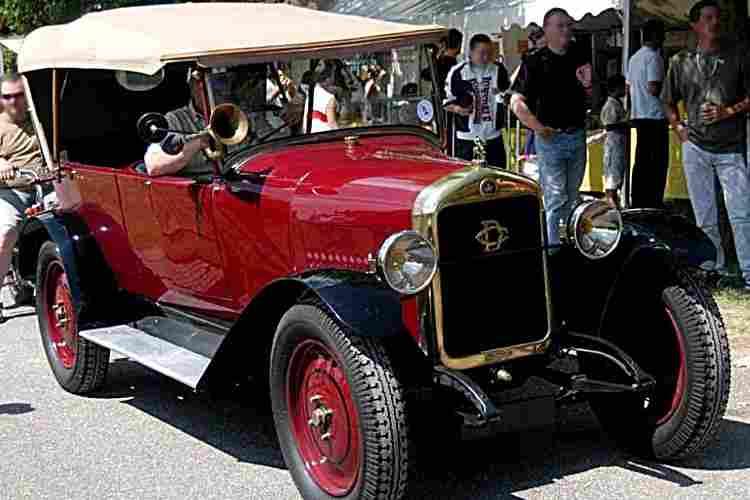 delaugere type v voiture routi re de 1926 voitures anciennes de collection v2. Black Bedroom Furniture Sets. Home Design Ideas