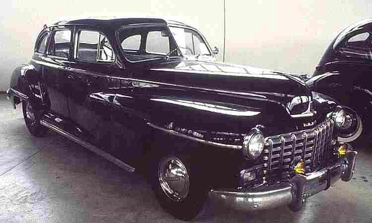 dodge coronet voiture routi re de 1948 voitures anciennes de collection v2. Black Bedroom Furniture Sets. Home Design Ideas
