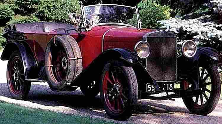 donnet zedel type p voiture routi re de 1921 voitures. Black Bedroom Furniture Sets. Home Design Ideas
