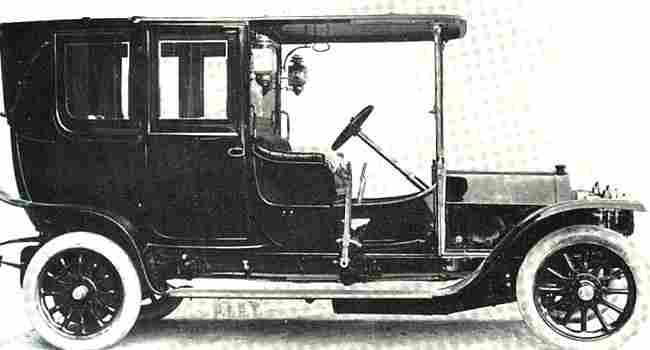 coup chauffeur et de ville photos anciennes et d 39 autrefois photographies d 39 poque en noir et b. Black Bedroom Furniture Sets. Home Design Ideas