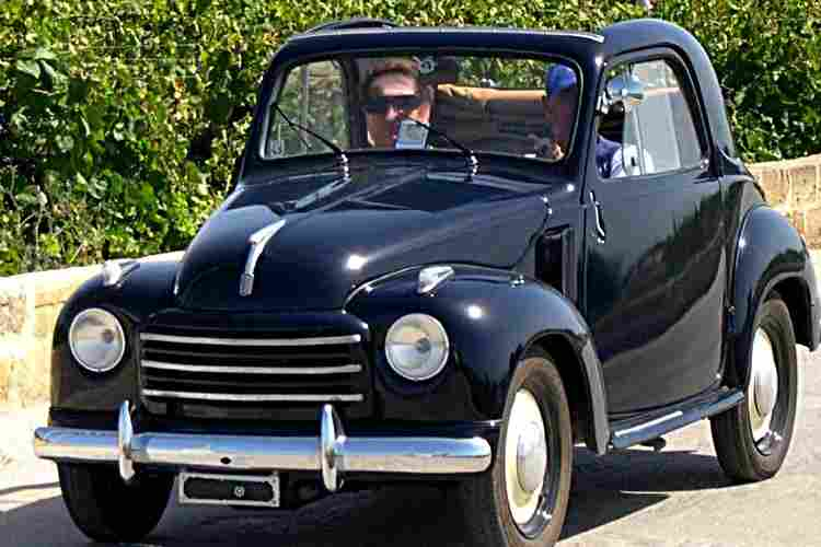 fiat 500 topolino c voiture routi re de 1948 voitures anciennes de collection v2. Black Bedroom Furniture Sets. Home Design Ideas