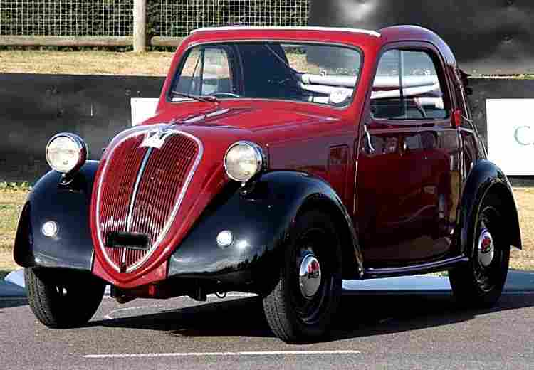 fiat 500 topolino voiture routi re de 1936 voitures. Black Bedroom Furniture Sets. Home Design Ideas