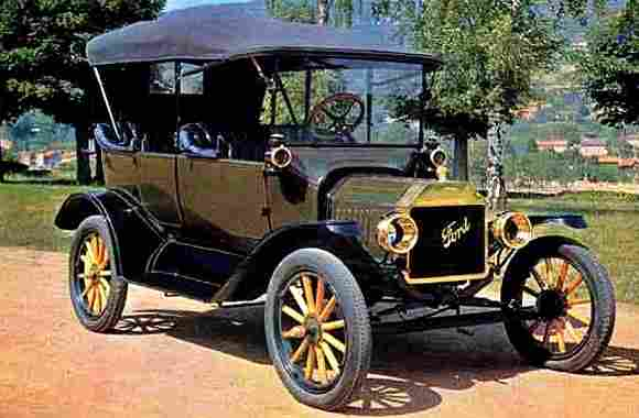 ford t voiture routi re de 1908 voitures anciennes de. Black Bedroom Furniture Sets. Home Design Ideas