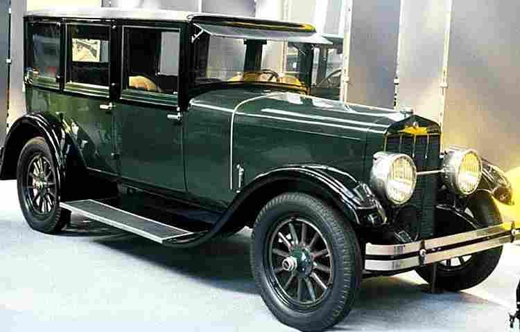 franklin model 11 voiture routi re de 1926 voitures anciennes de collection v2. Black Bedroom Furniture Sets. Home Design Ideas
