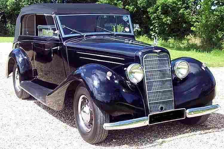 hillman hawk voiture routi re de 1936 voitures anciennes de collection v2. Black Bedroom Furniture Sets. Home Design Ideas