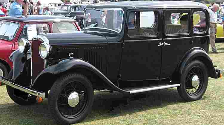 hillman minx voiture routi re de 1932 voitures anciennes de collection v2. Black Bedroom Furniture Sets. Home Design Ideas