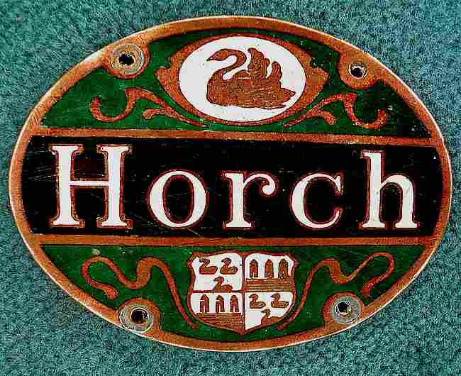 la marque horch allemagne 1899 1939 voitures anciennes de collection v2. Black Bedroom Furniture Sets. Home Design Ideas