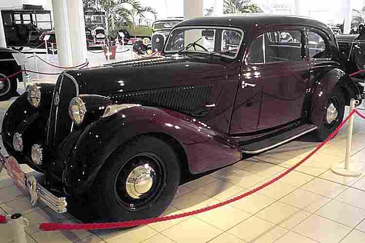 hotchkiss 686 voiture routi re de 1936 voitures anciennes de collection v2. Black Bedroom Furniture Sets. Home Design Ideas