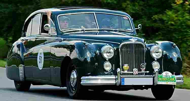 jaguar mk vii voiture routi re de 1950 voitures anciennes de collection v2. Black Bedroom Furniture Sets. Home Design Ideas