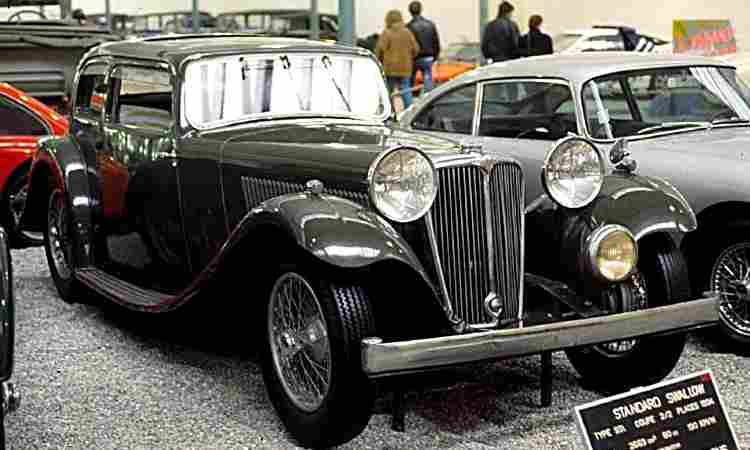 jaguar ss one serie 1 voiture routi re de 1931 voitures anciennes de collection v2. Black Bedroom Furniture Sets. Home Design Ideas