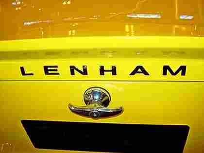 la marque lenham royaume uni 1962 voitures anciennes de collection v2. Black Bedroom Furniture Sets. Home Design Ideas